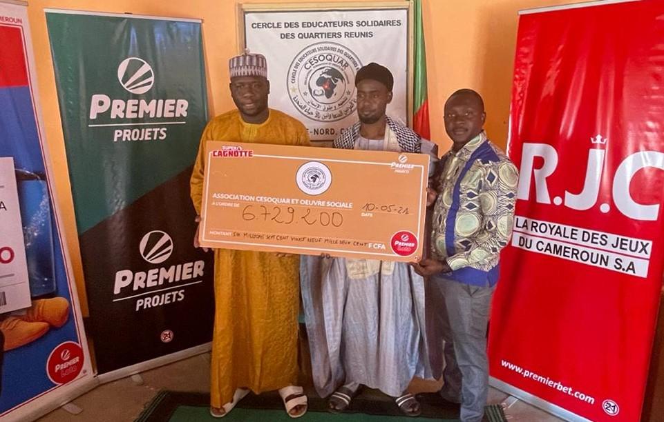 Premier Projects Premier Loto religions Cameroon